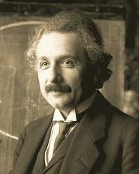 Albert Einstein (アルベルト・アインシュタイン)