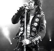 マイケル・ジョセフ・ジャクソン(Michael Joseph Jackson)