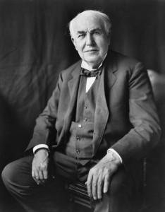Thomas Alva Edison (トーマス・アルバ・エジソン)