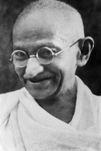 Mahatma Gandhi (マハトマ・ガンジー)
