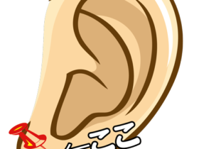 earlobe(s)